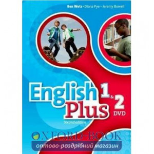 English Plus Second Edition 1 and 2 DVD ISBN 9780194201964