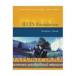 Підручник IELTS Foundation Students Book ISBN 9781405013925