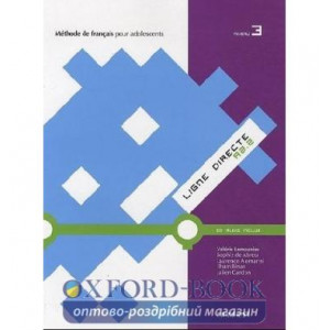 Ligne Directe 3 Livre eleve + CD audio Binan, I ISBN 9782278069224