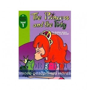 Level 1 Princess and the Frog with CD-ROM Brothers Grimm ISBN 9789604434671