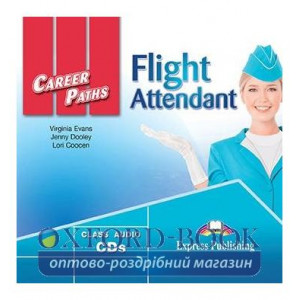 Career Paths Flight Attendant Class CDs ISBN 9781471519758