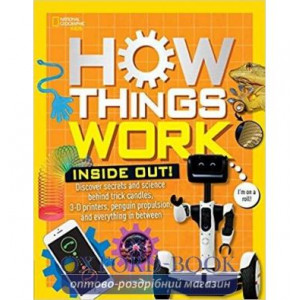 Книга How Things Work: Inside Out ISBN 9781426328770