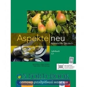 Aspekte neu C1 Lehrbuch ohne DVD ISBN 9783126050357