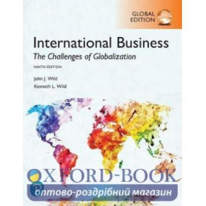 Книга International Business: The Challenges of Globalization, Global Edition ISBN 9781292262253
