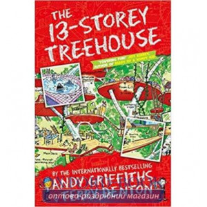 Книга The 13-Storey Treehouse Griffiths, A. ISBN 9781447279785
