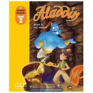 Level 2 Aladdin with CD-ROM Mitchell, H ISBN 9789604430062