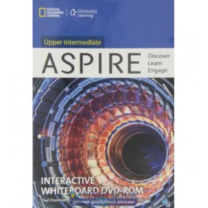 Aspire Upper-Intermediate Interactive Whiteboard CD-ROM Crossley, R ISBN 9781133319030