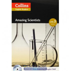 Amazing Scientists with Mp3 CD Level 3 ISBN 9780007545100
