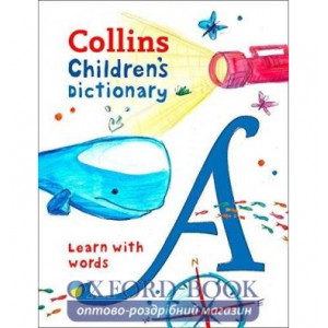 Книга Collins Childrens Dictionary. Learn With Words [Hardcover] ISBN 9780008271176