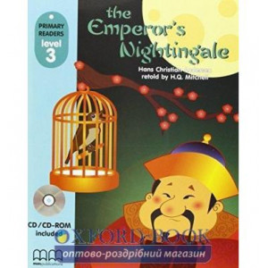 Level 3 Emperors Nightingale with CD-ROM Andersen, H ISBN 9789604783083