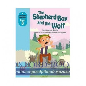 Level 3 The Shepherd Boy and The Wolf with CD-ROM Mitchell, H ISBN 9786180525182