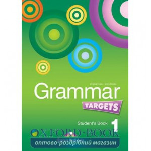 Підручник Grammar Targets 1 Students Book ISBN 9781849748728