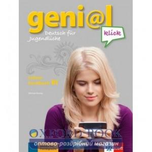 Підручник geni@l Klick: Lehrerhandbuch B1 mit integrierten Kursbuch ISBN 9783126050722