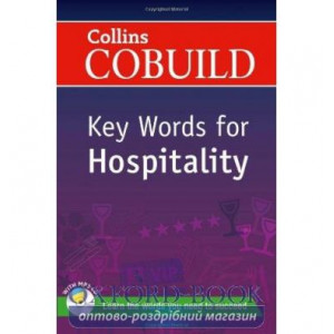 Key Words for Hospitality with Mp3 CD ISBN 9780007489817