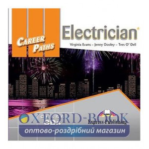 Career Paths Electrician Class CDs ISBN 9781471505287