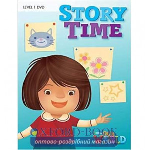 Our World 1 Story Time DVD Crandall, J ISBN 9781285462004