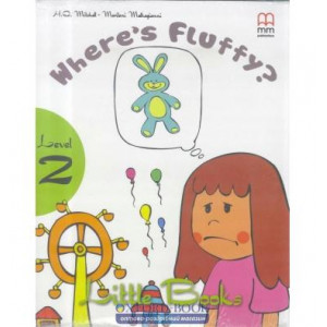 Level 2 Wheres Fluffy? (with CD-ROM) Mitchell, H ISBN 9789604783830