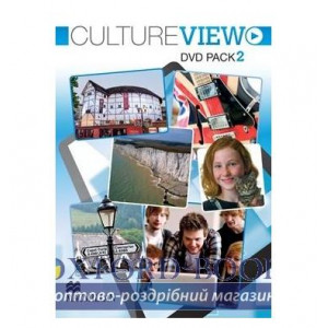 Culture View Level 2 DVD Pack ISBN 9780230466791