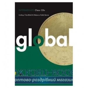Global Intermediate Class CDs ISBN 9780230033047