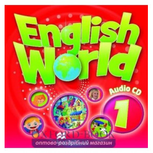 English World 1 CD(2) ISBN 9780230024502