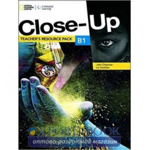 Close-Up B1 Teachers Resource Pack (CD-ROM + Audio CD) Chapman, J ISBN 9780840028068