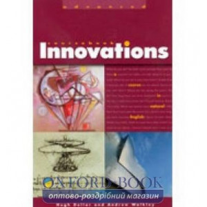 Підручник Innovations Advanced Students Book Dellar, H ISBN 9781413021844
