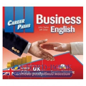 Career Paths Business English Class CDs ISBN 9780857777553