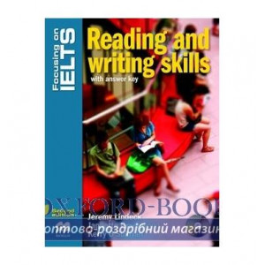 Focusing on IELTS 2nd Edition Reading and Writing Skills with key and Audio CD ISBN 9781420230208