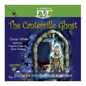 Canterville Ghost DVD ISBN 9781849741637