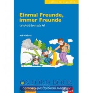 Einmal Freunde immer Freunde + CD A1 ISBN 9783126051132