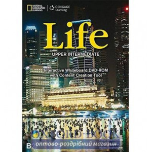 Life Upper-Intermediate Interactive Whiteboard DVD-ROM Dummett, P ISBN 9781133318378