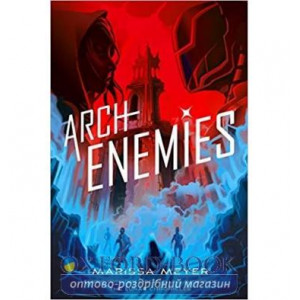 Книга Archenemies Meyer, M. ISBN 9781509888870