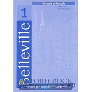 Книга Belleville 1 Guide pedagogique Ndata, A ISBN 9782090336696
