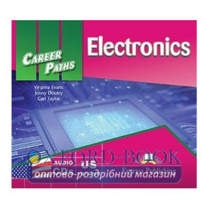 Career Paths Electronics Class CDs ISBN 9781780987019