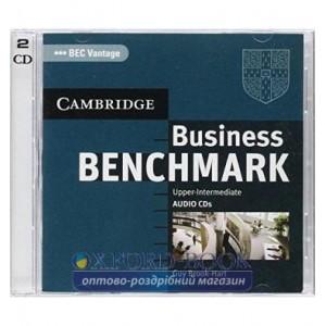 Business Benchmark Upper-intermediate BEC Vantage Ed. Audio CDs 2) ISBN 9780521672931