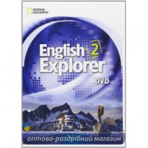 English Explorer 2 DVD Stephenson, H ISBN 9781111063085