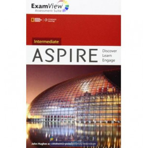 Aspire Intermediate ExamView CD-ROM Crossley, R ISBN 9781133318996