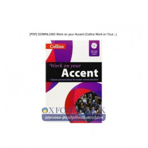 Collins Work on Your Accent Book with Audio CD & DVD Ashton, H ISBN 9780007462919