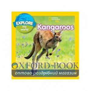Книга Explore My World: Kangaroos ISBN 9781426331572