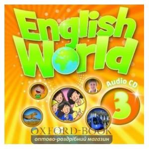 English World 3 CD(2) ISBN 9780230024526