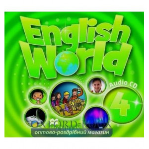 English World 4 CD(3) ISBN 9780230024533