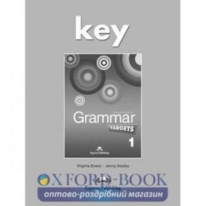 Книга Grammar Targets 1 Key ISBN 9781849748735