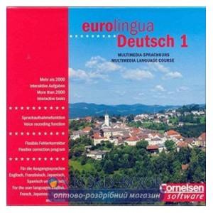 Eurolingua 1 CD-ROM Funk, H ISBN 9783464923085