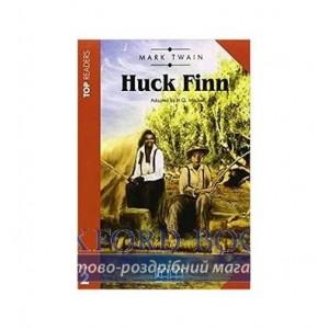 Level 2 Huck Finn Elementary Book with CD Twain, M ISBN 9789604436637