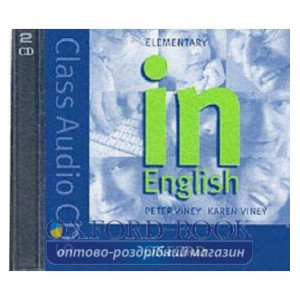 In English Elementary Class CDs ISBN 9780194386517