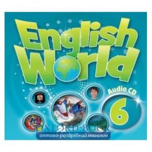 English World 6 CD(3) ISBN 9780230024557