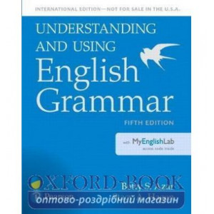 Підручник Understanding and Using English Grammar 4edition Students Book with MEL ISBN 9780134275260