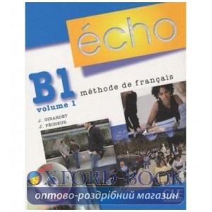 Echo B1.1 Аудіо СД ISBN 9786175980255