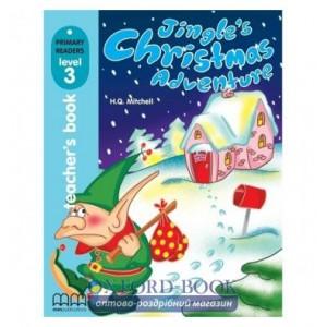 Jingles Christmas Adventure TB + CD ISBN 9789604430529