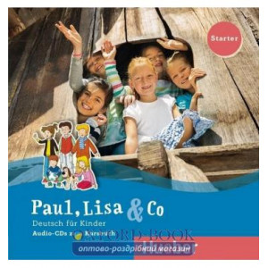 Paul, Lisa and Co Starter Audio-CDs ISBN 9783190215591